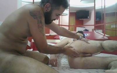 Machos no motel