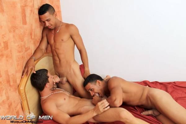 Musculo duro gay