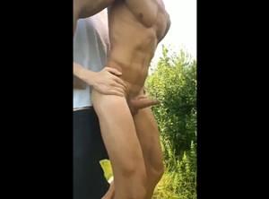 Sarado ejaculando